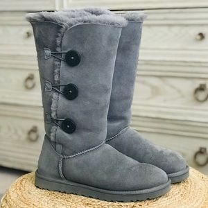 Ugg Women's Bailey Button Tall Boots